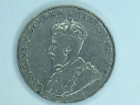 1933 Canadian Nickel