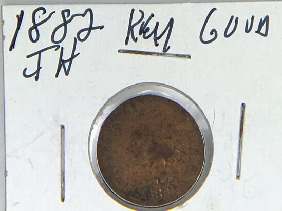 1882 Indian Head Cent