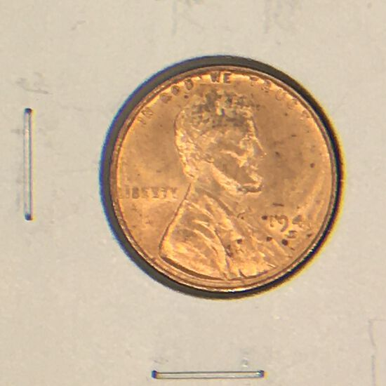 1941 – D Lincoln Cent