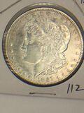 1887 – S Morgan Dollar