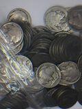 (100) Assorted Buffalo Nickels