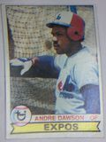 Andre Dawson Expos 1979 Topps