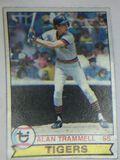 Alan Trammell Detroit Tigers 1979 Topps