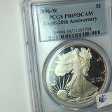 2006 – W American Silver Eagle