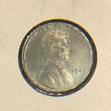 1943 – B Lincoln Cent