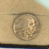 1913 – P Buffalo Nickel Type I
