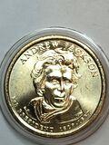 2008 – P Andrew Jackson Golden Dollar