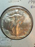 1991 Silver American Eagle