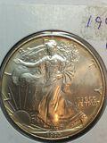 1993 Silver American Eagle