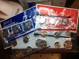 2005 P & D 22 Coin Set