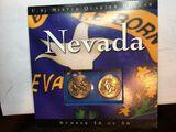 2006 P & D Nevada Statehood Quarter 2 Coin Set