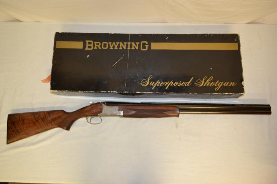 Gun  Browning Model 27 Std-Luxe 12ga Shotgun | Firearms