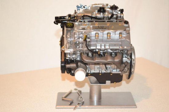 Lindberg Ford SOHC Engine