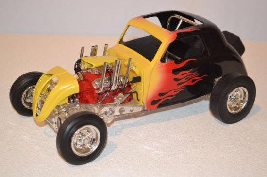 Fiat Dragster, 1-18th Sca