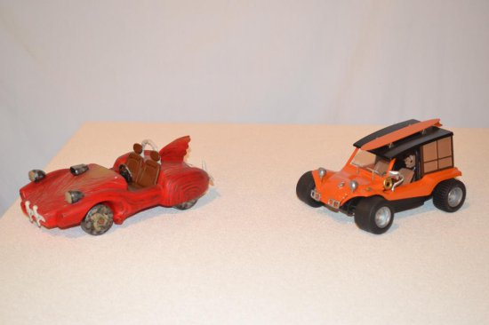 2 Model Cars