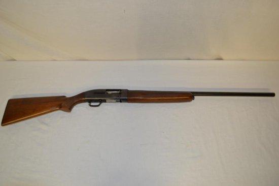 Gun. Winchester Model 50 12 ga Shotgun