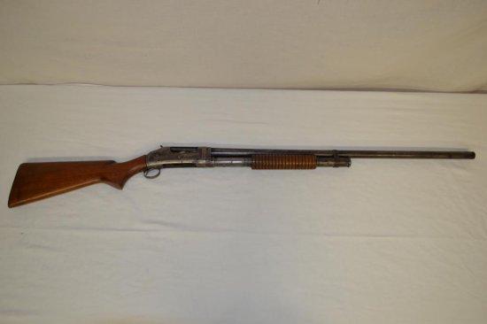Gun. Winchester Model 1897 12ga Shotgun