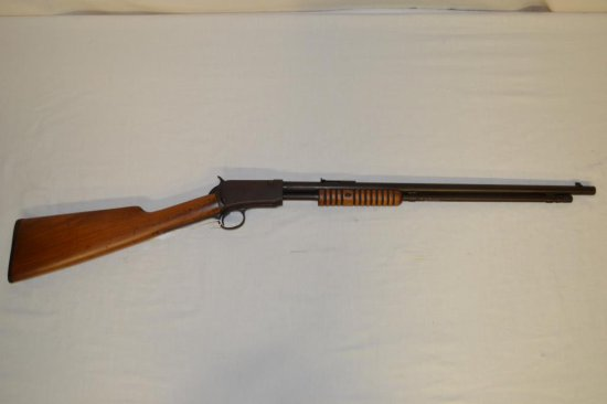Gun. Winchester Model 1906 22 cal. Rifle