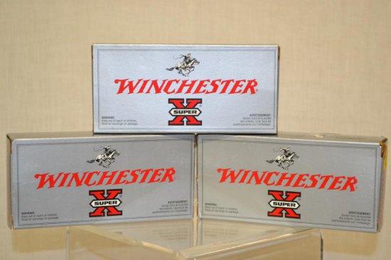 Ammo. WIN Super-X 22-250 REM. 60 Rds