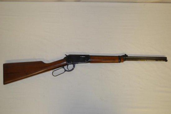 Gun. Ithaca Model 72 Saddlegun 22 cal. Rifle
