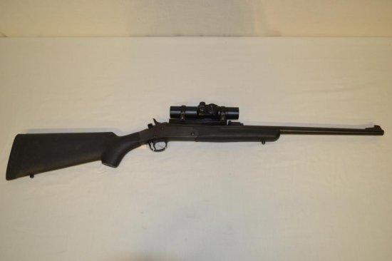 Gun. New England Arms Model Handi Rifle SB2 30 30 cal Rifle