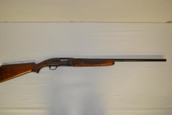 Gun. Winchester Model 50 12ga Shotgun