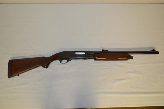 Gun. Remington Model 870 Mag 12ga Slug Shotgun