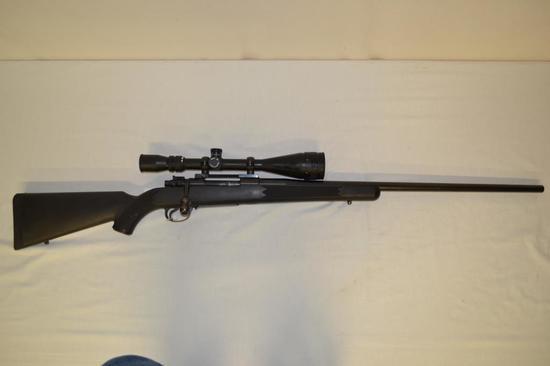 Gun. Mauser K98 Custom 22-250 cal Rifle