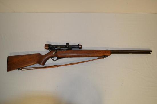 Gun. Mossberg Model 146b-a 22 cal. Rifle