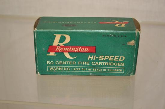Ammo. 32-20 cal. 50 Rounds