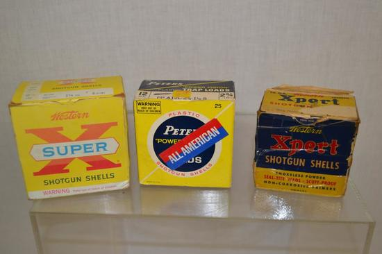 Ammo. 10 & 16 ga. Peter's Collectible Box