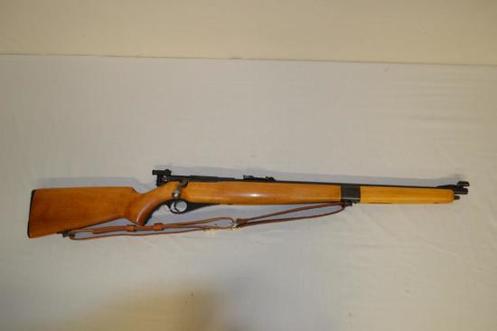 Gun. Mossberg Model 46m 22 cal Rifle