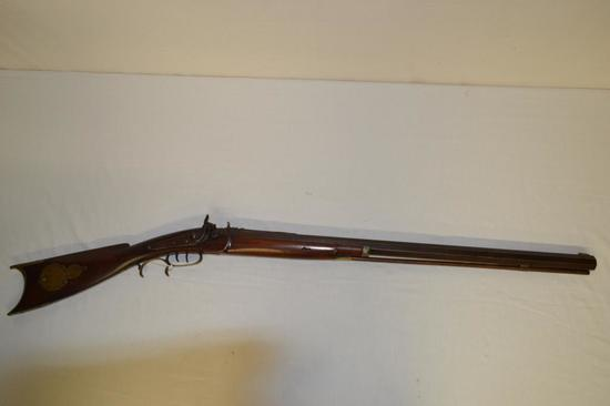 Gun. Vintage Muzzleloader 45 cal Rifle