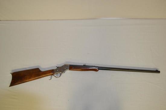Gun. Stevens Model 44 22 cal Rifle
