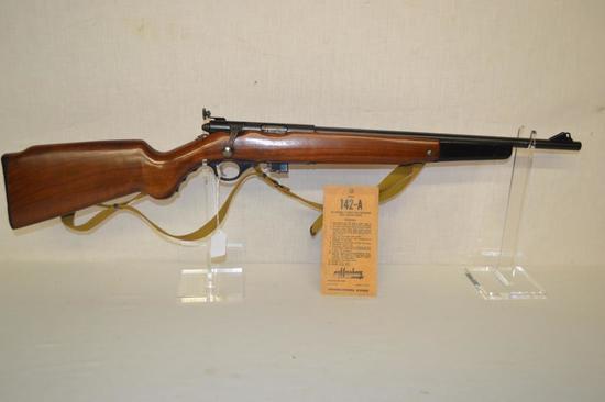 Gun. Mossberg Model 142-A 22 cal. Rifle