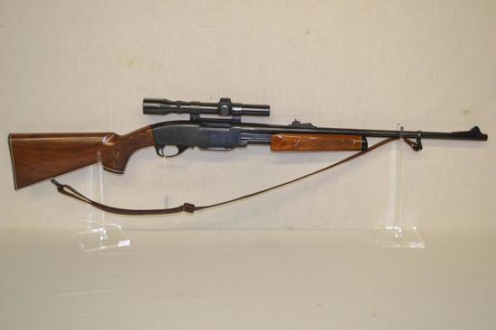 Gun. Remington Model 760 30 06 cal Rifle