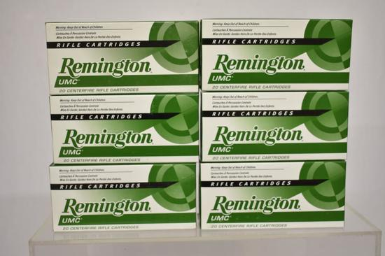 Ammo. Remington 223 REM. 120 Rds.