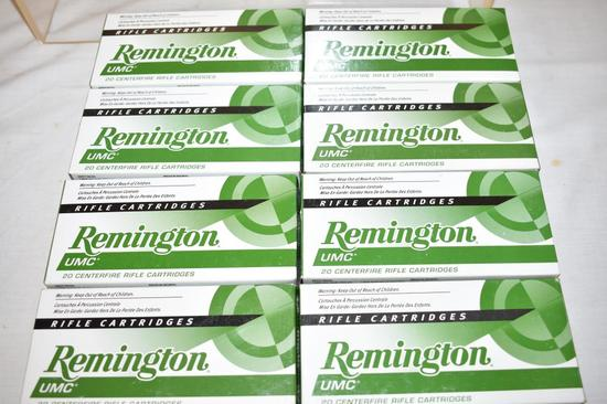 Ammo. Remington 223 REM. 160 Rds.