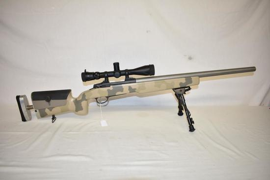 Gun. Sako Custom LH M591 308 Win cal Rifle