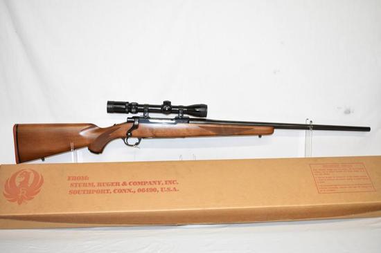 Gun. Ruger Model M77 7mm mag cal Rifle
