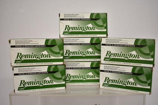 Ammo. Remington 40 S&W, Total 319 Rounds