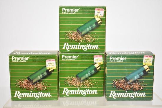 Ammo. Remington 12 Gauge, 96 Rounds