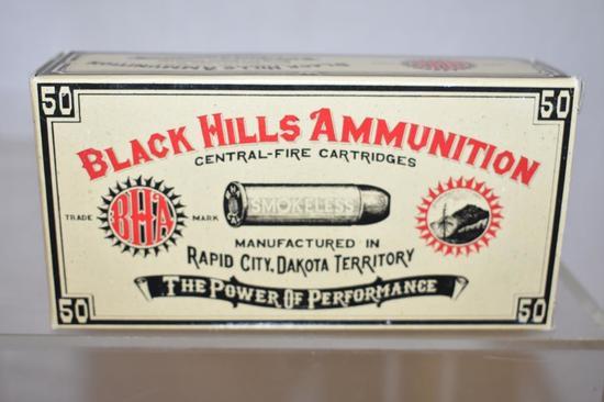 Ammo, Black Hills .45 Colt, 50 Rounds