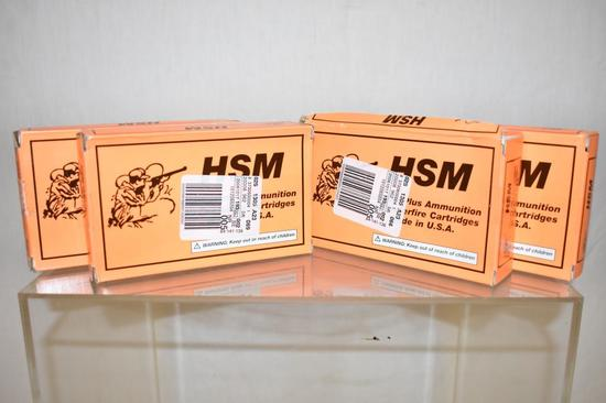 Ammo, 30-06, HSM, 80 Rounds