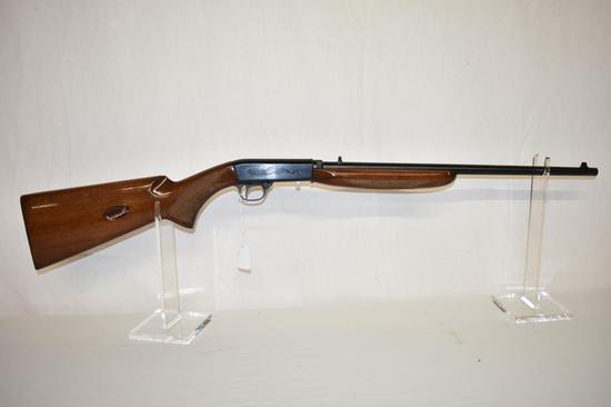 Gun. Interarms model 22 A.T.D. 22 LR cal. Rifle