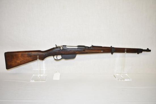 Gun. Steyr Model Budapest 95 8 x 56R mm Rifle