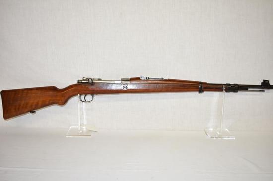 Gun. FN Mauser Venezuela 24/30 7x57 cal Rifle
