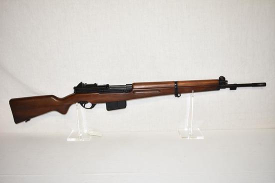 Gun. Fabrique Nationale mod SAFN 49 7x57 cal Rifle