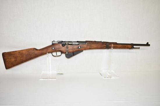 Gun. French Berthier Mle M16 8mm Lebel Rifle