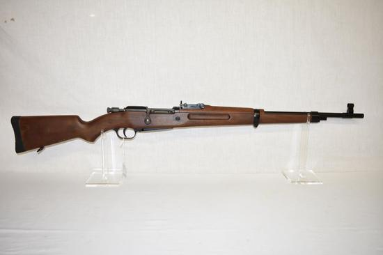 Gun. Columbian Madsen M. G/A 3006 cal Rifle